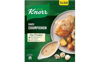 Knorr Kastikeaines Herkkusienikastike 3x21g