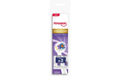 Pepsodent Complete Care vaihtoharja 2-pack