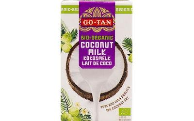 Go-Tan kookosmaito luomu 250ml