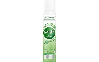 Sunsilk kuivashampoo 250ml Lively Clean&Fresh