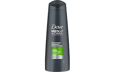 Dove Men+Care shampoo 250ml Fresh Clean