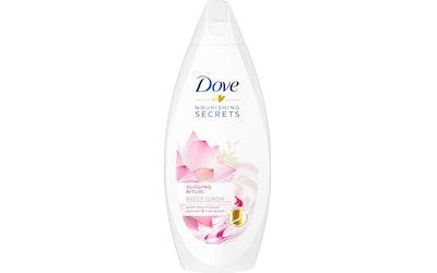 Dove suihkusaippua 250ml Nourishing Secrets Lotus Flower