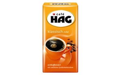 Cafe Hag kofeiiniton suodatinkahvi 500 g