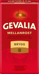Gevalia Mellanrost Original keskipaahto suodatinkahvi 450 g