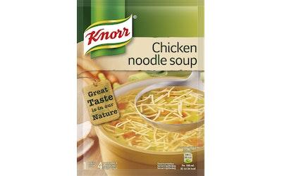 Knorr kana-nuudelikeitto keittoainekset 61g