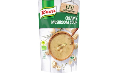 Knorr Luomu Sienikeitto 570ml
