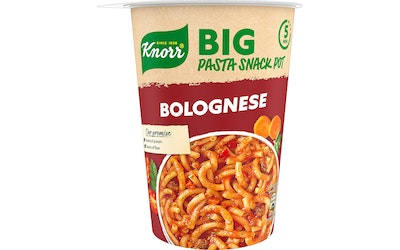 Knorr Snack Pot BIG Bolognese 88 g