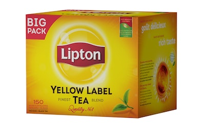 Lipton tee 150ps Yellow label RFA