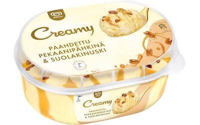 Ingman Creamy 850ml suolakinuski pekaanipähkinä