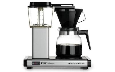 Moccamaster H931 AO silver kahvinkeitin