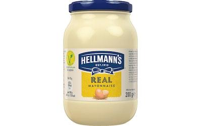 Hellmanns Real majoneesi 200g