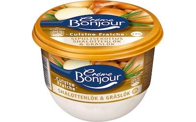 Creme Bonjour Cuisine Fraiche 13% 240g sipulisekoitus