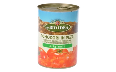La Bio Idea Luomu tomaattimurska tomaattimehussa 400g