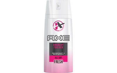 Axe bodyspray 150ml Girls Anarchy
