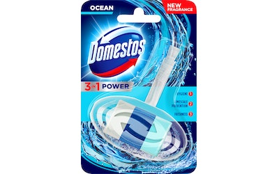 Domestos wc-raikastin 3in1 Atlantic Ocea
