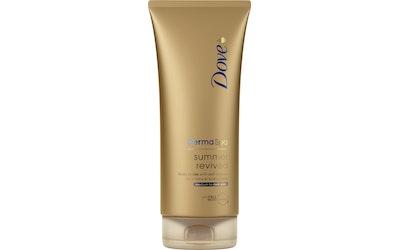 Dove DermaSpa vartalovoide 200ml Summer Revive Dark