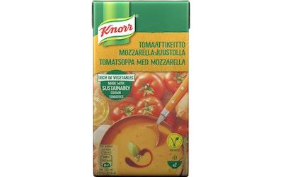 Knorr tomaattikeitto mozzarella-juustolla 500ml