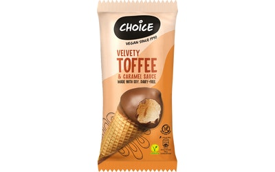 Choice 150ml Toffeetuutti maidoton