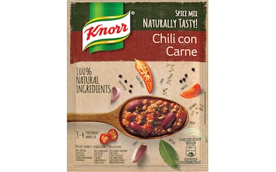 Knorr ateria-aines 64g chili con carne