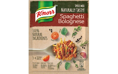 Knorr ateria-aines 43g spaghet bolognese