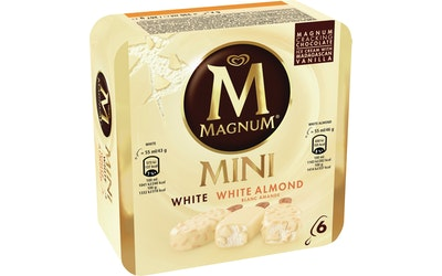 Magnum 6x55 ml White Monipakkaus