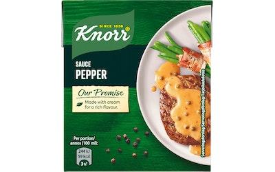 Knorr valmiskastike 300ml pippuri