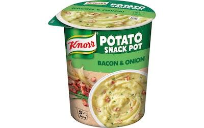 Knorr Snack Pot 58 g perunamuusi pekoni