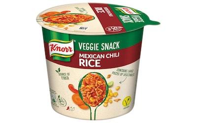 Knorr Veggie Snack Mexican Chili Rice 71g