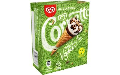 Cornetto 4x90ml vanilla-chocolate