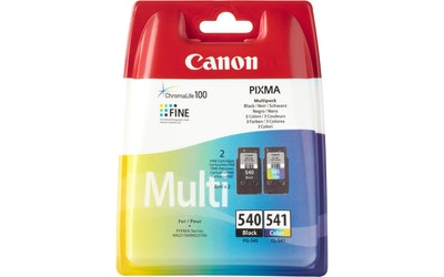 Canon PG-540/CL-541 multipack mustekasettipakkaus