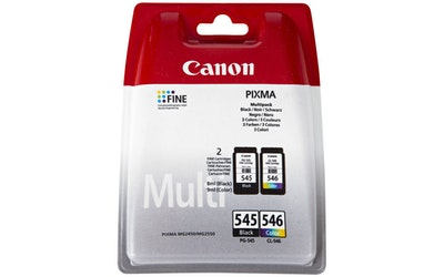 Canon PG-545/CL-546 multipack mustekasettipakkaus