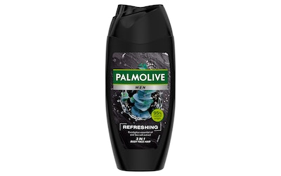 Palmolive Men suihkusaippua 250ml Refreshing 3in1