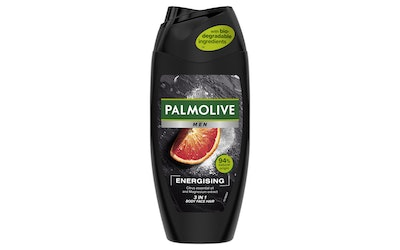 Palmolive Men suihkusaippua 250ml Energising 3in1