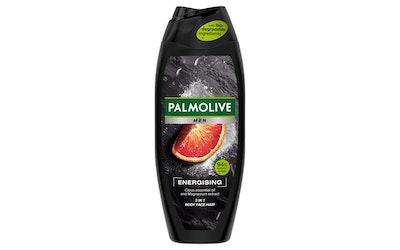 Palmolive Men suihkusaippua 500ml Energising 3in1