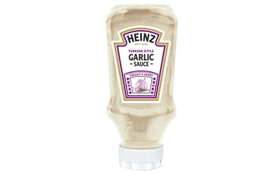Heinz maustekastike 220ml garlic