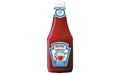 Heinz ketchup 960g 50% vähemmän sokeria ja suolaa
