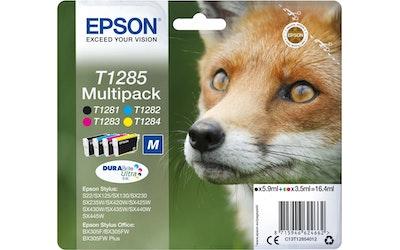 Epson T128 multipack mustekasettipakkaus
