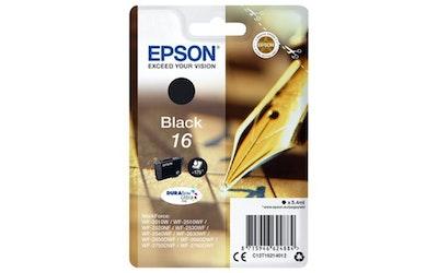 Epson T162 mustekasetti musta