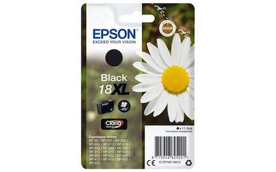 Epson 18XL mustekasetti musta