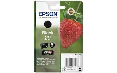 Epson 29 mustekasetti musta