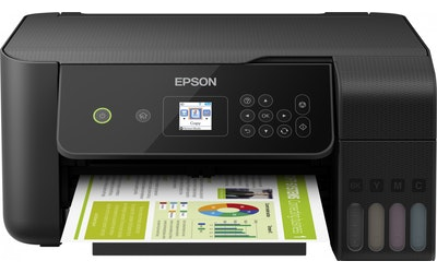 Epson EcoTank ET-2720 monitoimitulostin musta - kuva