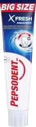 Pepsodent 125 ml Aquamint hammastahna