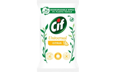 Cif yleispuhdistusliina 36kpl Citrus