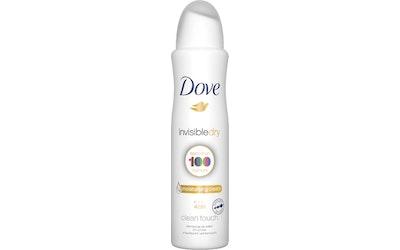 Dove 150 ml Invisible Dry spray