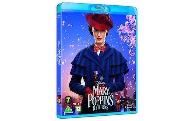 Mary Poppins Returns Blu-ray
