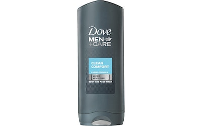 Dove Men+Care 250 ml Clean Comfort suihkusaippua
