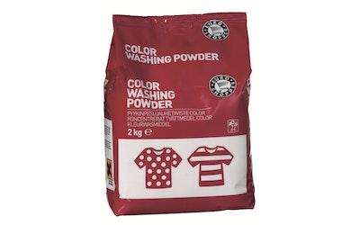 Euro Shopper pyykinpesujauhetiiviste color 2 kg