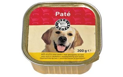 Euro Shopper koiran paté, sisältää kanaa ja lammasta 300 g