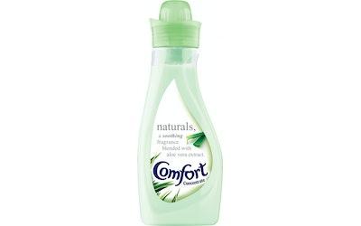 Comfort 750 ml Naturals Aloe Vera huuhteluainetiiviste