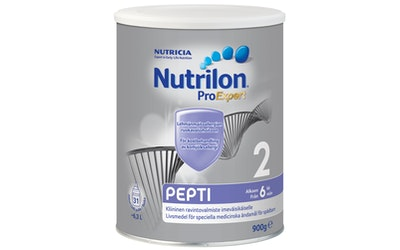 Nutrilon Pepti 2 900g alk 6kk